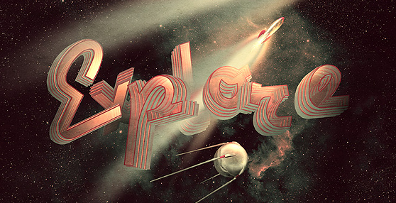 Creative and Cool Typography Tutorials