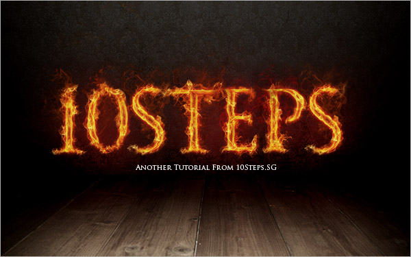 Amazing Text Effects Photoshop Tutorials