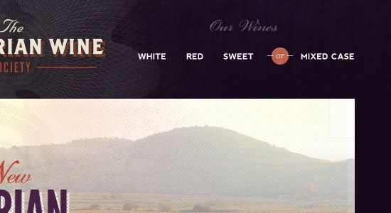 25 Beautiful Navigation Menus