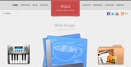 13 Best Portfolio Web Templates