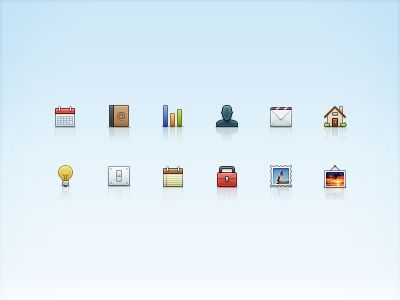 Collection of Mini Icon Sets To Download