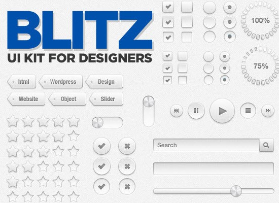 Collection of Free Resources for Web Designers