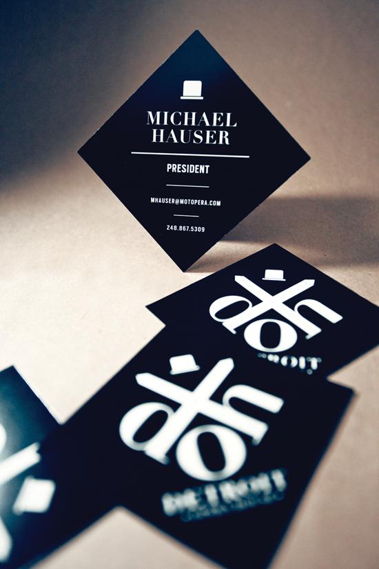 30+ Creative and Unique Mini Square Business Cards Design