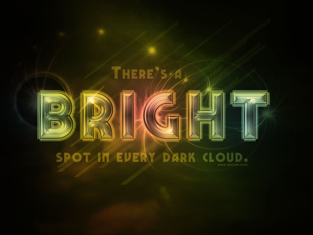 Creative Photoshop Typography Tutorials