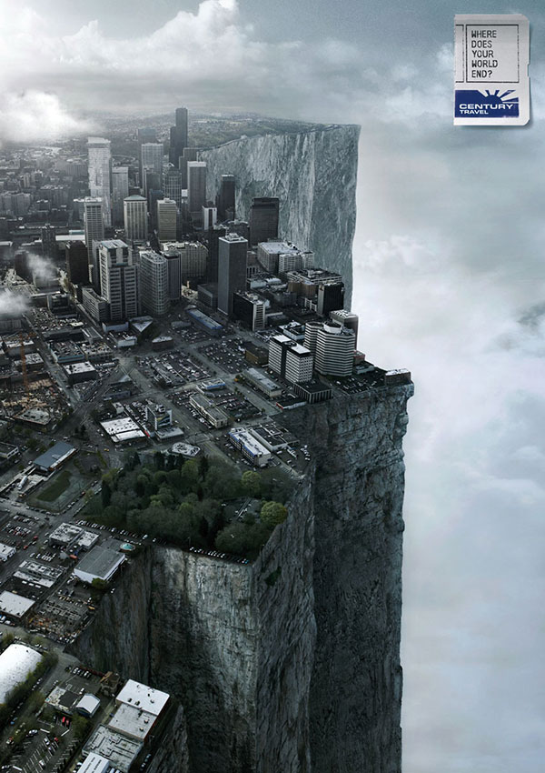 "Collection of Creative 2012 ""End of The World"" Advertisement Designs"